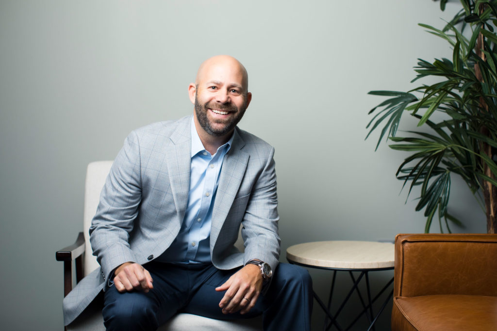 Jason Hiley, offering dependable coordinated wealth planning