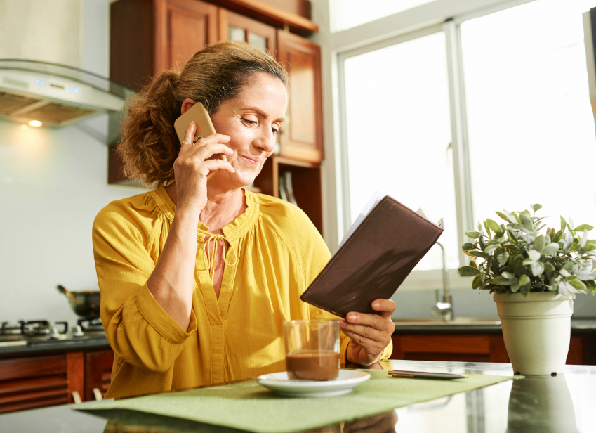 Trusted financial advisor for women in transition